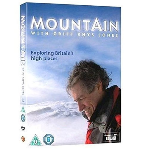 Mountain Griff Rhys Jones Complete Series DVD