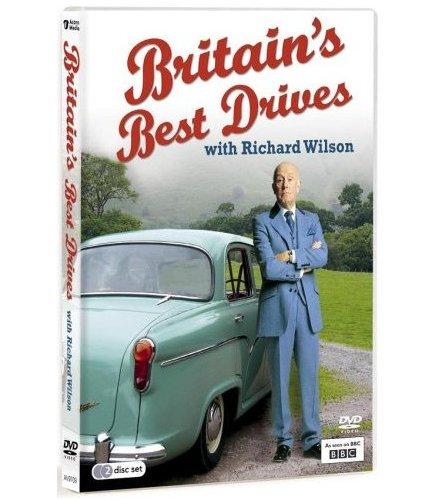 Britain's Best Drives Richard Wilson DVD