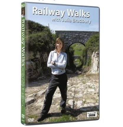 Railway Walks Julia Bradbury DVD