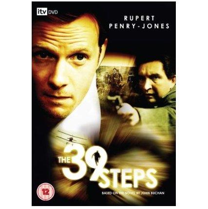 The 39 Steps (2008) Rupert Penry-Jones DVD