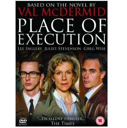 Place of Execution Juliet Stevenson DVD