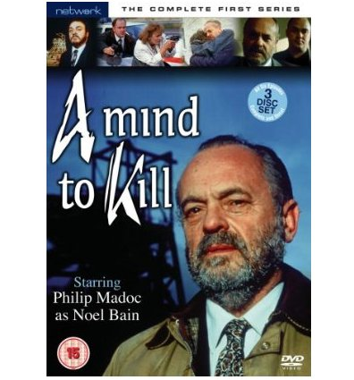 A Mind to Kill Philip Madoc DVD