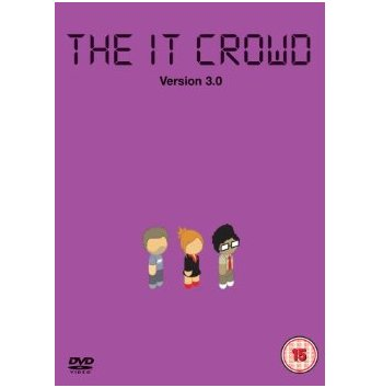 The IT Crowd Series 3 DVD