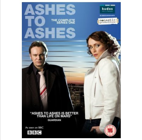 Ashes to Ashes Series 1 DVD