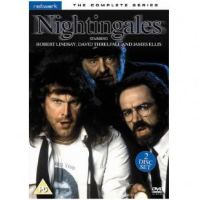 Nightingales The Complete Series DVD (1990)
