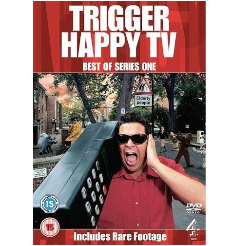 Trigger Happy TV Best of Series 1 DVD