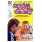 Are You Dave Gorman? Danny Wallace and Dave Gorman Paperback