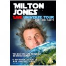 Milton Jones - Live Universe Tour - Part 1 - Earth DVD