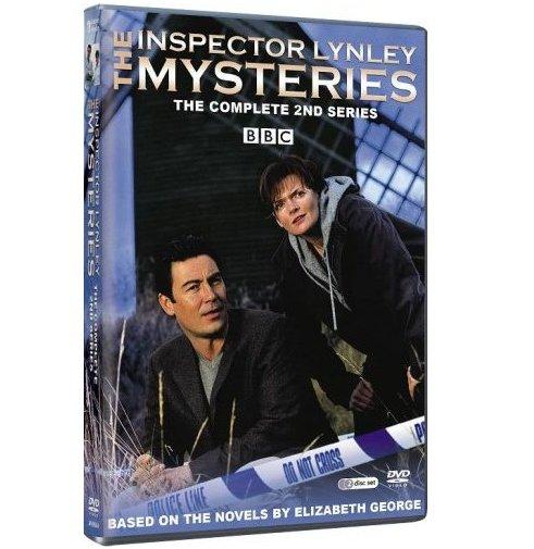 The Inspector Lynley Mysteries Series 2 DVD