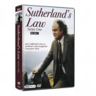 Sutherland's Law Series 1 DVD