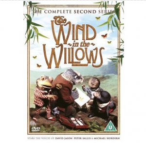 The Wind in the Willows Series 2 DVD