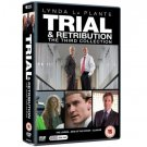 Trial and Retribution Lynda LaPlante The 3rd Collection Volumes 5 - 8 DVD