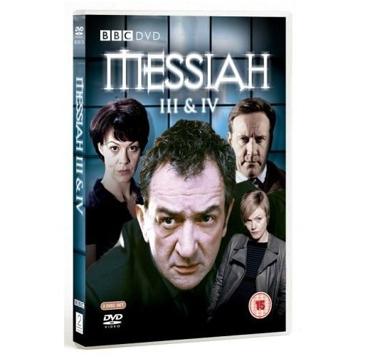 Messiah Series 2 & 3 DVD