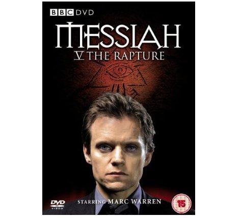 Messiah Series 5 DVD