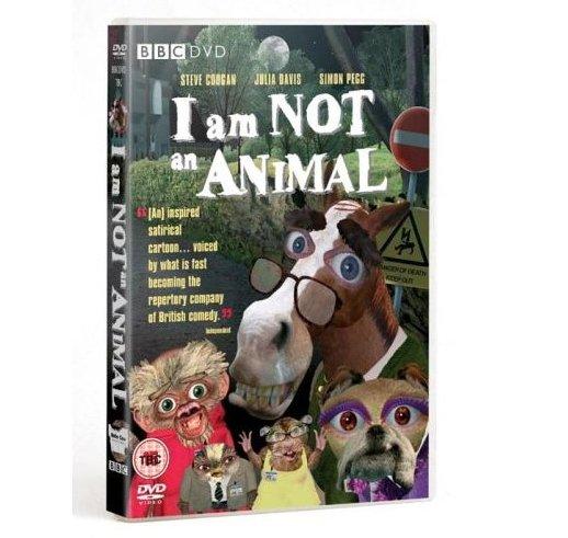 I Am Not An Animal Steve Coogan DVD