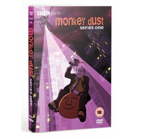 Monkey Dust Series 1 DVD