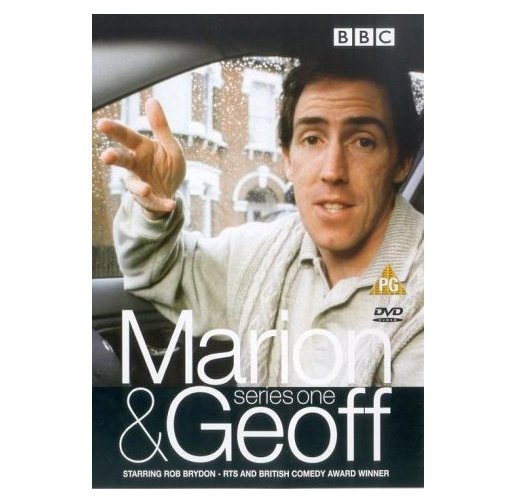 Marion and Geoff Series 1 DVD