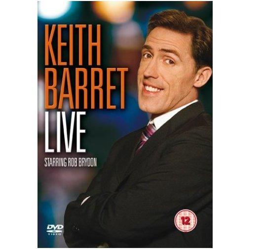 Keith Barret Live Rob Brydon DVD