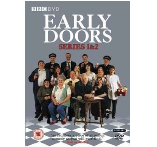 Early Doors Series 1 & 2 DVD
