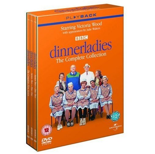 Dinnerladies The Complete Collection DVD