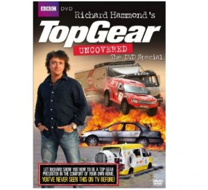 Richard Hammond's Top Gear Uncovered DVD