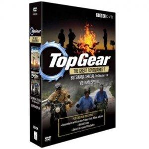 Top Gear - The Great Adventures Vol.2 DVD