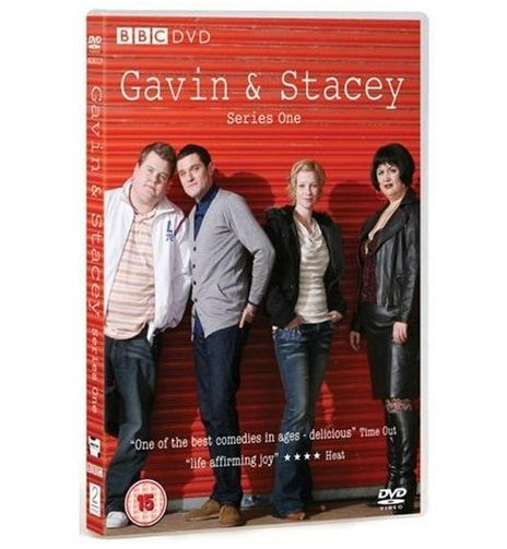 Gavin and Stacey Series 1 DVD