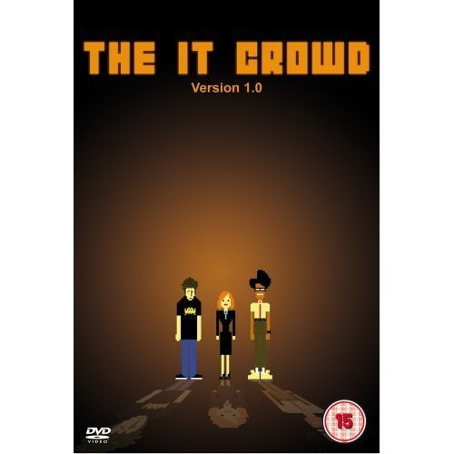 The IT Crowd Series 1 DVD