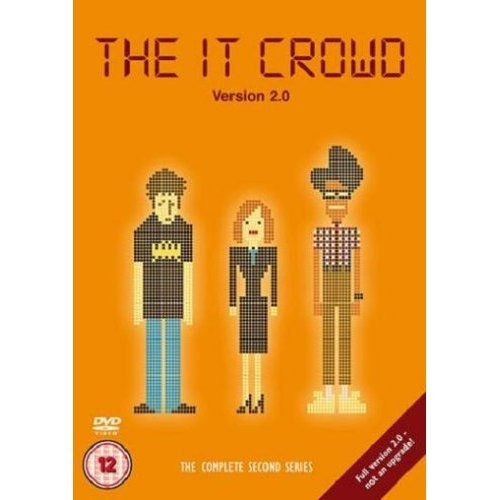 The IT Crowd Series 2 DVD