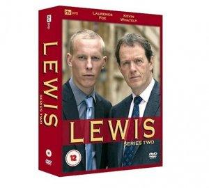 Lewis Series 2 DVD
