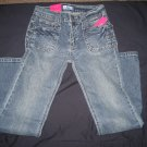 BRAND NEW GIRLS SIZE 10 XHILARATION JEANS W/TAGS