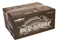 Draxxus Rec Sport 2000 round case