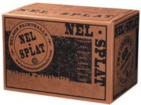 Nelson Splat Paint 2000 round case