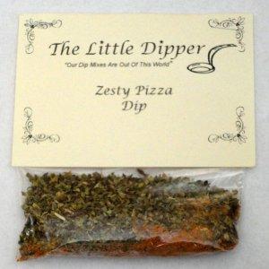 Zesty Pizza Dip