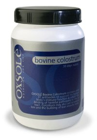 Oxsole Bovine Colostrum 3000mg (ULTRA POTENCY POWDER)