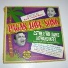 Pagan Love Song Box Set of Vinyl Record Albums 1951