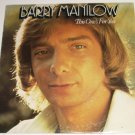This One's For You by Barry Manilow 33 RPM Vinyl LP Album
