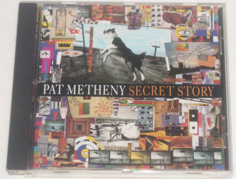 Secret Story by Pat Metheny Audio CD 1992