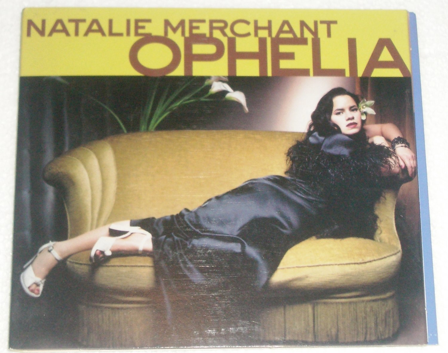 Ophelia by Natalie Merchant Audio CD  1998