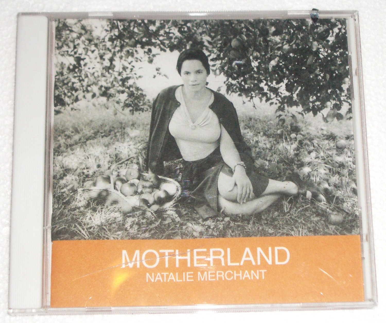 Motherland by Natalie Merchant Audio CD 2001