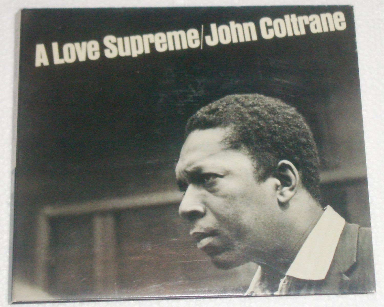 A Love Supreme by John Coltrane Audio CD 1995