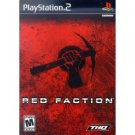 Red Faction THQ PS2 Game PlayStation 2