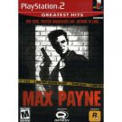 Max Payne PS2 Game PlayStation 2