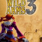 Wild Arms 3 Sony PS2 PlayStation 2 Game