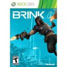 Brink Xbox 360 Splash Damage by ZeniMax Media Video Game
