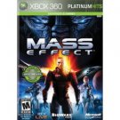 Mass Effect Bioware Video Game for Xbox 360