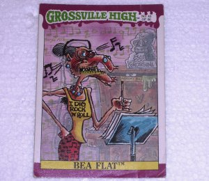 Grossville High Trading Card 43/66 Bea Flat