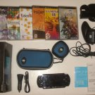 Sony PSP 1001 Bundle 7 Bonus Games, Chargers, Grips, Memory Card, Neofit Cases +