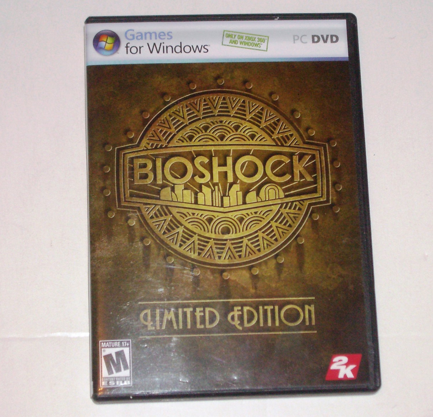Bioshock - Limited Edition by 2K Games Video Game for Windows XP or Vista
