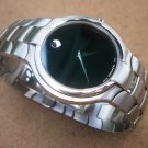 MOVADO Watch Mens Swiss Movado Wristwatch Stainless Steel 84 G1 1894